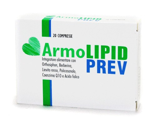 Image of Armolipid Prev 20 Compresse