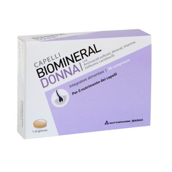 Biomineral Donna Madaus 30 Compresse