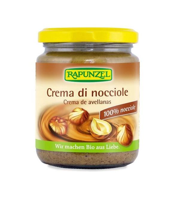 Crema Nocciole Rapunzel 250g