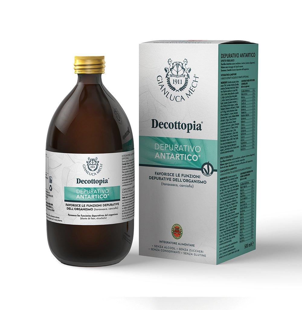 Decottopia® Depurativo Antartico® Gianluca Mech® 500ml