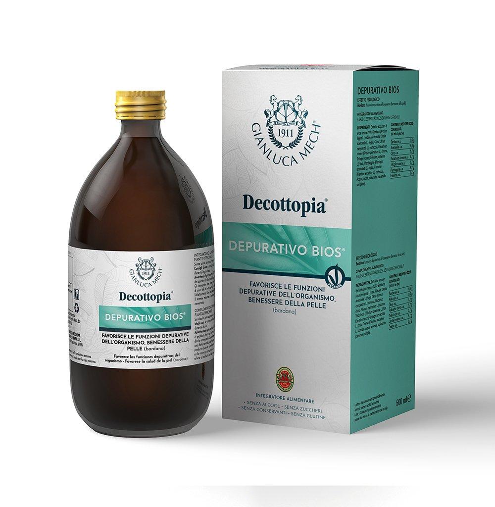 Decottopia® Depurativo Bios® Gianluca Mech® 500ml