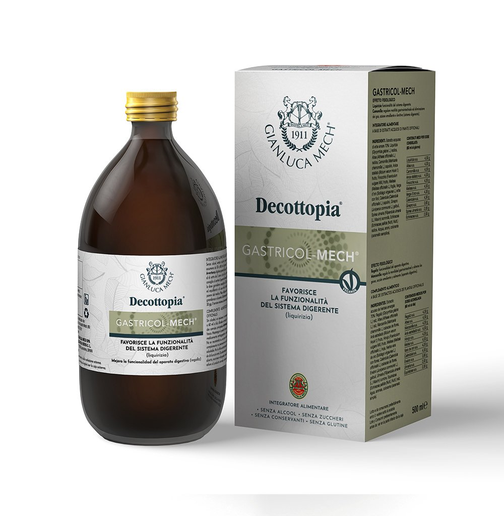 Decottopia® Gastricol Mech® Gianluca Mech® 500ml