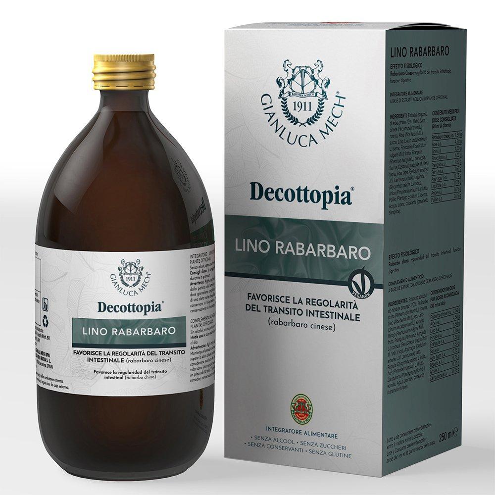 Decottopia® Lino Rabarbaro Gianluca Mech® 250ml