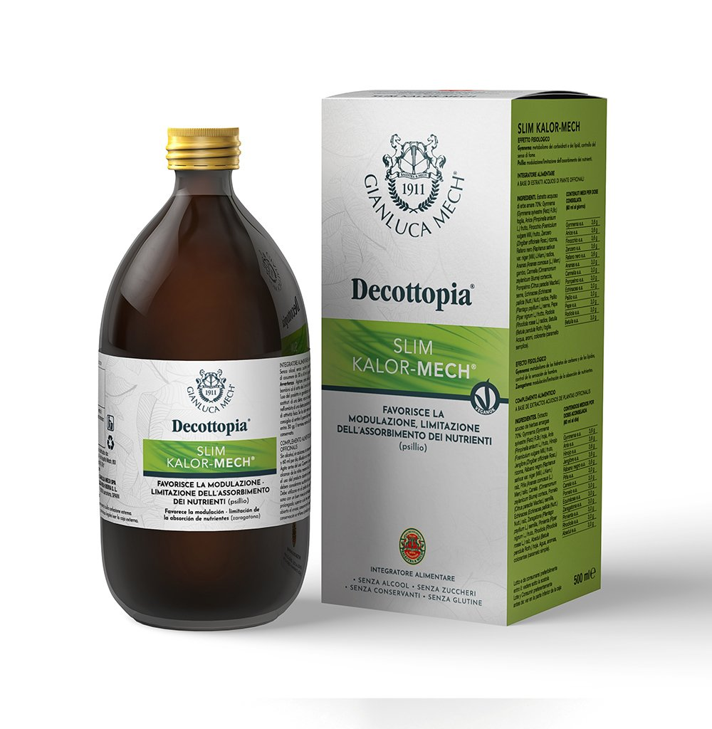 Decottopia® Slim Kalor-Mech® Gianluca Mech® 500ml