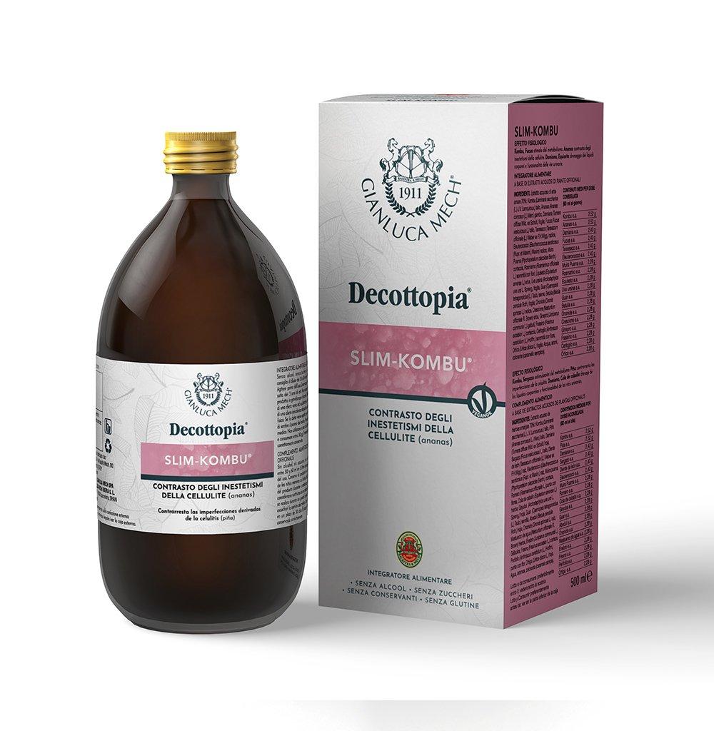 Decottopia® Slim-Kombu® Gianluca Mech® 500ml