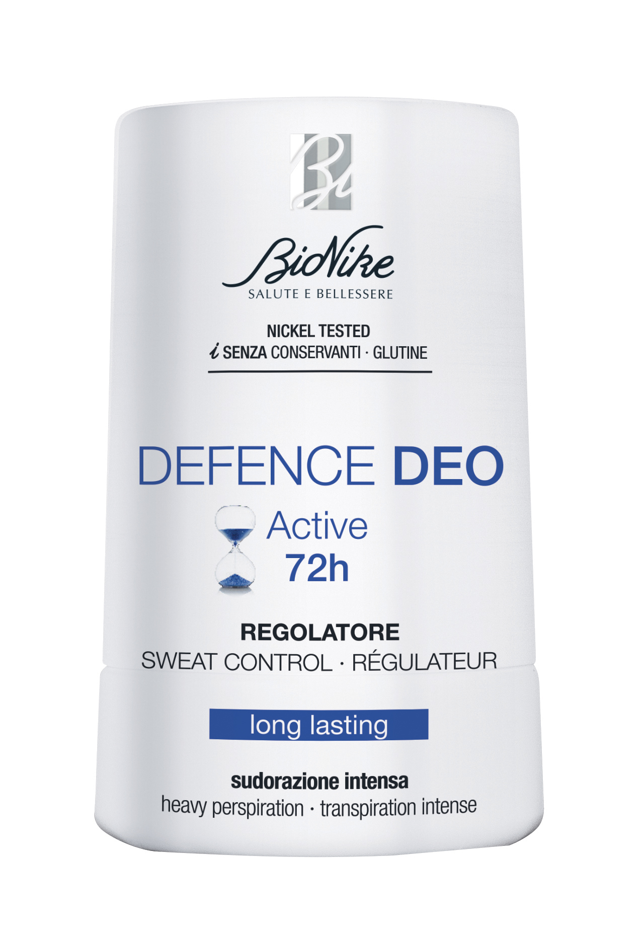 Defence Deo Active 72H Roll on Regolatore BioNike 50ml