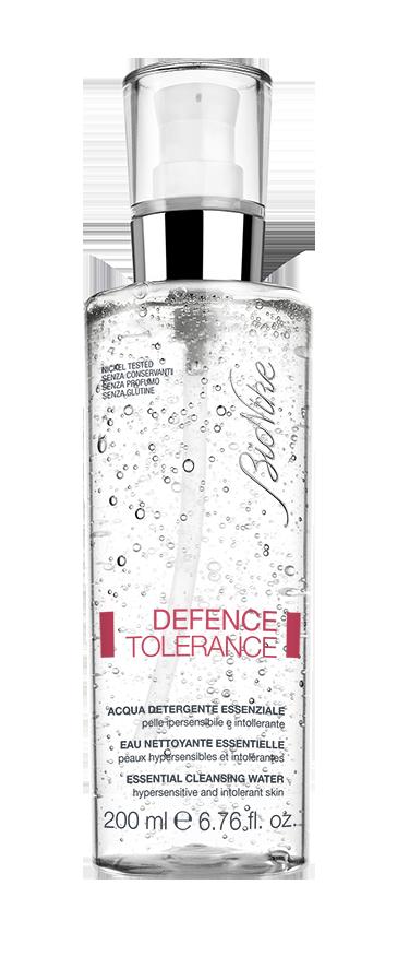 Defence Tolerance Acqua Detergente Essenziale BioNike 200ml