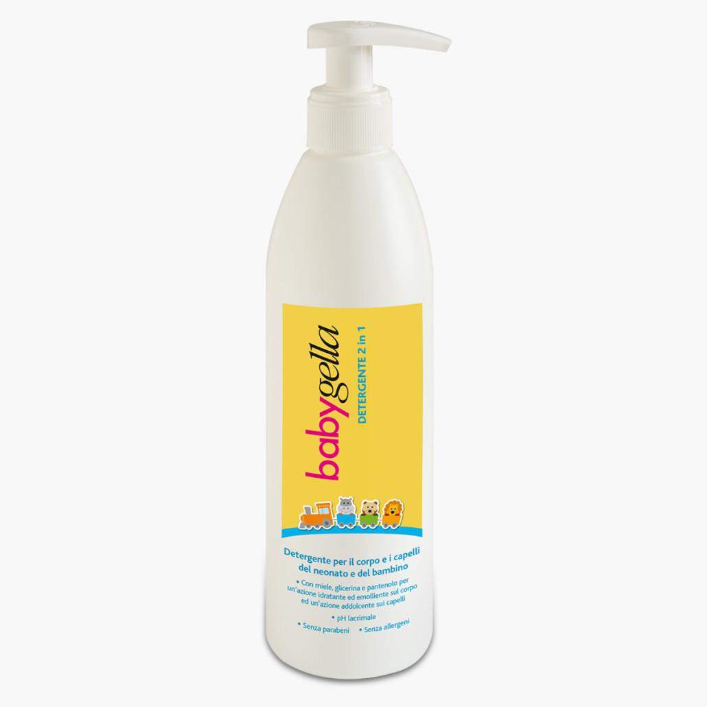 Detergente 2 In 1 Babygella 300ml