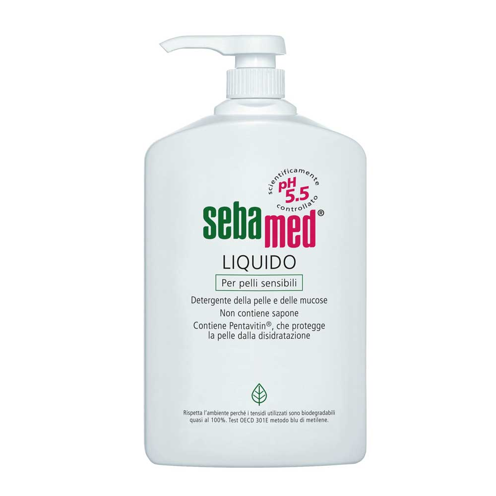 Detergente Liquido Sebamed 1000ml
