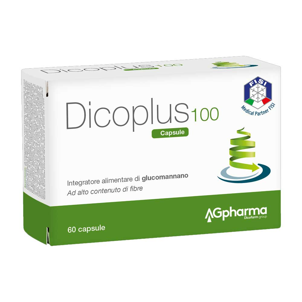 Dicoplus 100 AGPharma 60 Capsule