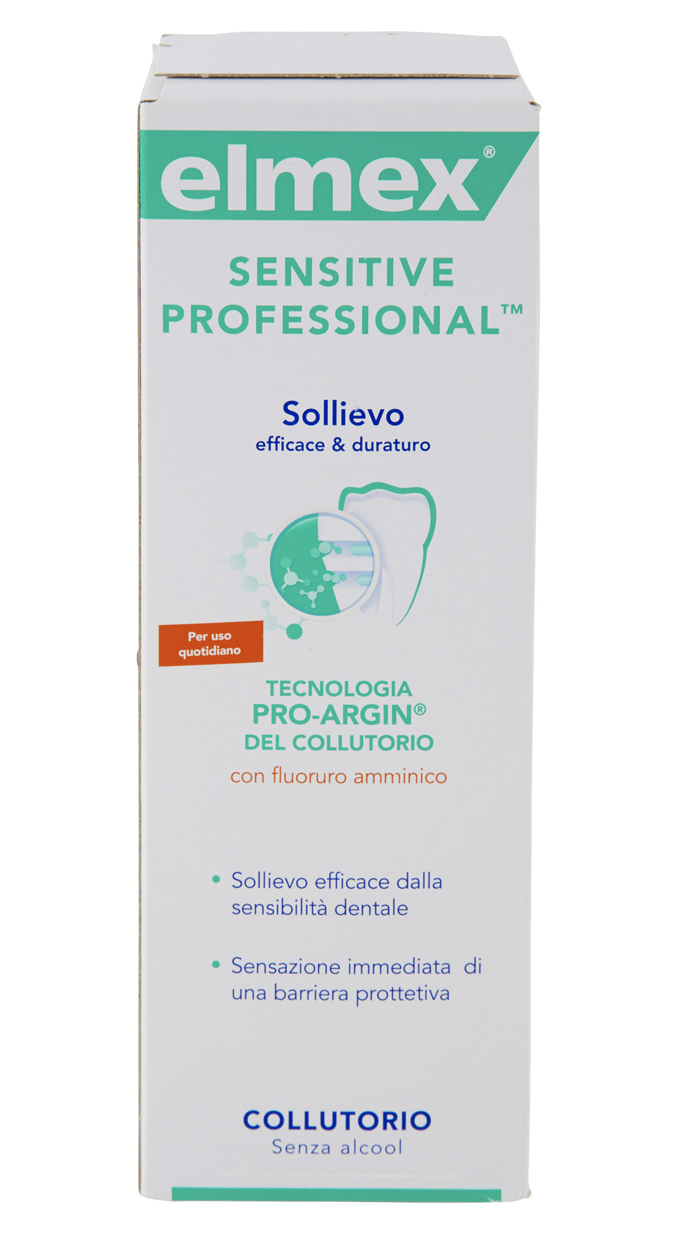 Elmex Sensitive Professional Collutorio 400ml