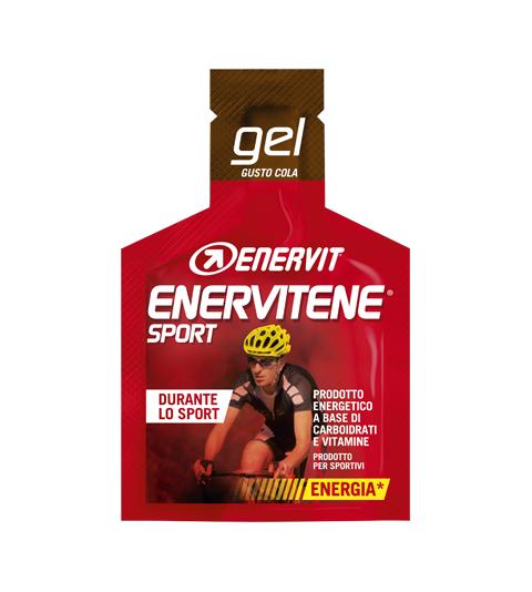 Image of Enervitene Sport Gel Gusto Cola Enervit 25ml