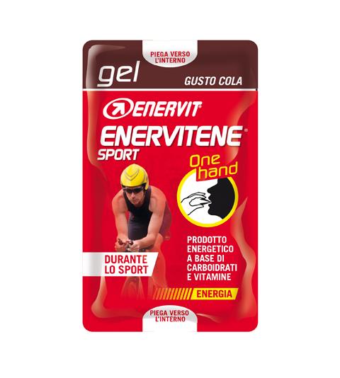 Image of Enervitene Sport One Hand Gel Gusto Cola Enervit 12,5ml
