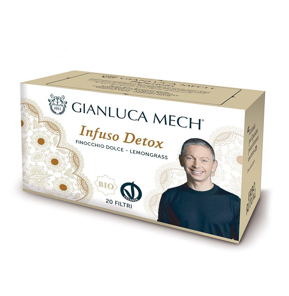Erbo Ritual Detox Bio Gianluca Mech® 20 Filtri