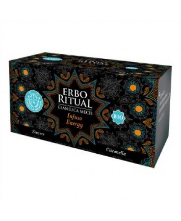 Erbo Ritual Infuso Energy Bio Gianluca Mech® 20 Filtri