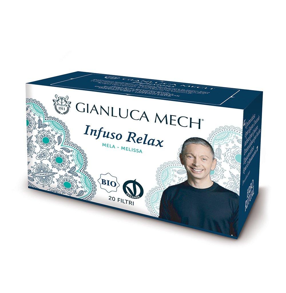 Erbo Ritual Infuso Relax Gianluca Mech® 20 Filtri
