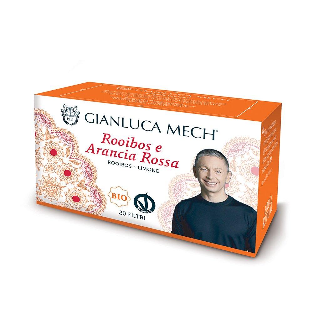 Erbo Ritual Rooibos E Arancia Rossa Gianluca Mech® 20 Filtri