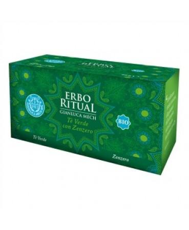 Erbo Ritual The Verde E Zenzero Gianluca Mech® 20 Filtri