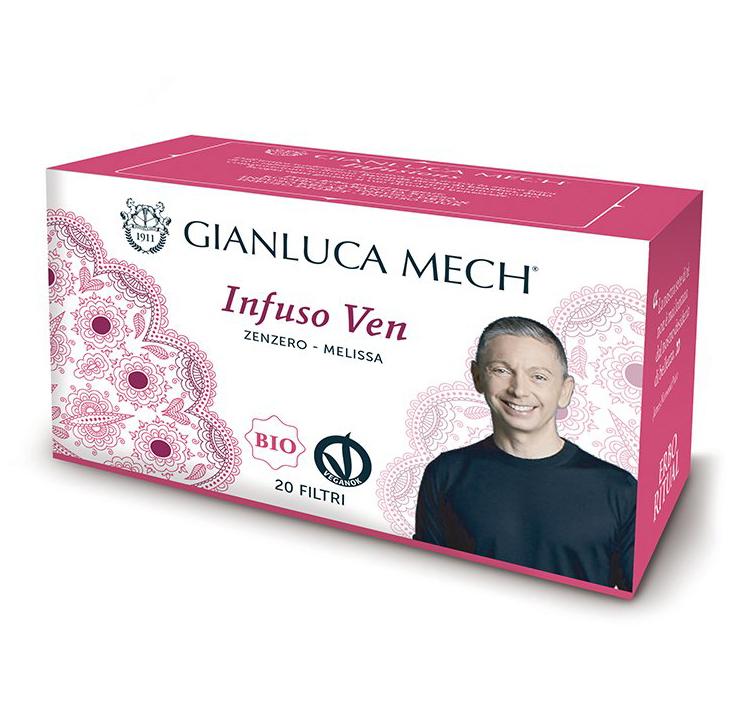 Erbo Ritual Ven Bio Gianluca Mech® 20 Filtri
