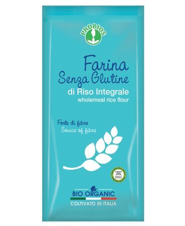Farina Di Riso Integrale Senza Glutine Probios 375g
