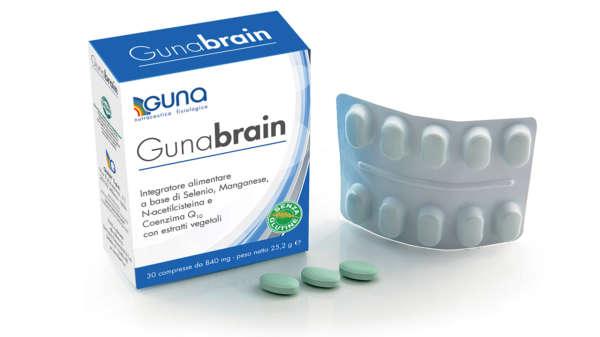 Gunabrain Guna 30 Compresse