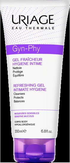 Igiene Intima Gyn Phy Detergente Intimo Rinfrescante Uriage 200ml