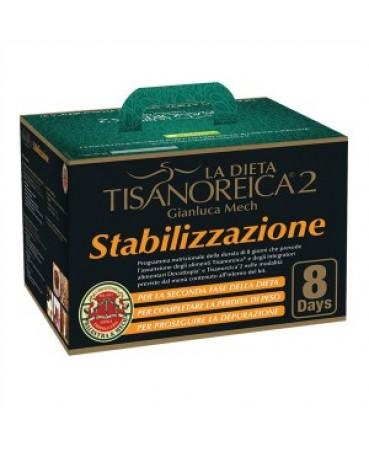 La Dieta Tisanoreica® 2 Stabilizzazione 8 Days Gianluca Mech®