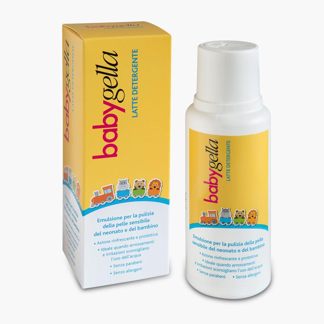 Latte Detergente Babygella 250ml