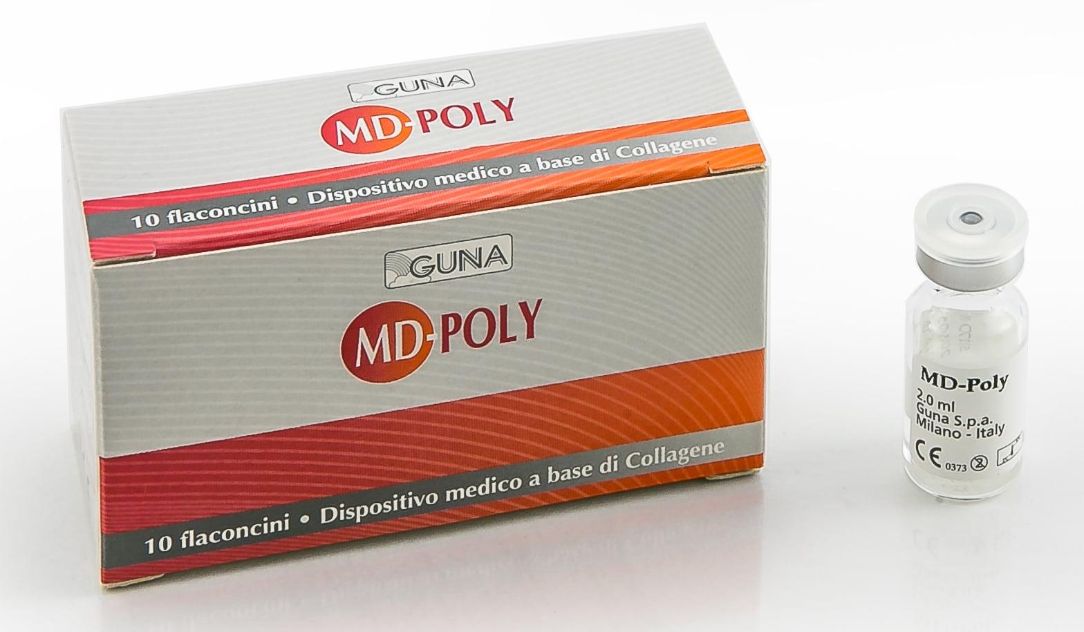 Md poly Guna 10 Fiale Da 2ml