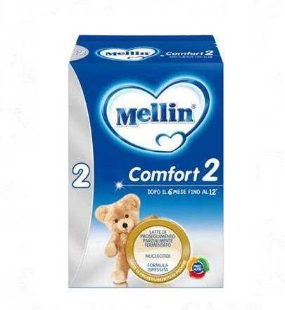 Mellin Comfort 2 Latte In Polvere Mellin 600g