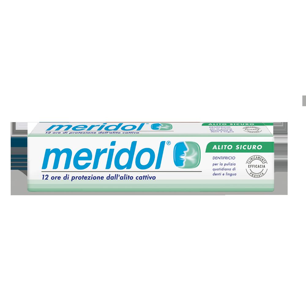 Meridol® Dentifricio ALITO SICURO 75ml