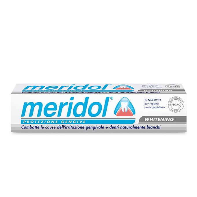 Meridol Whitening Protezione Gengive 75ml