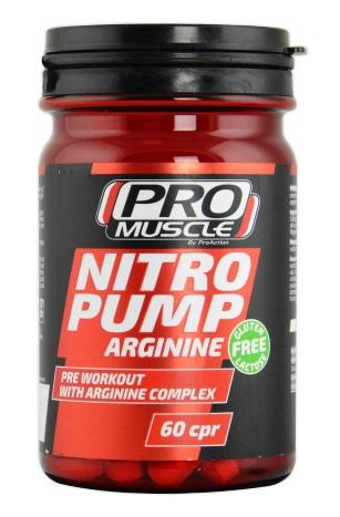 Nitro Pump ProMuscle 60 Compresse