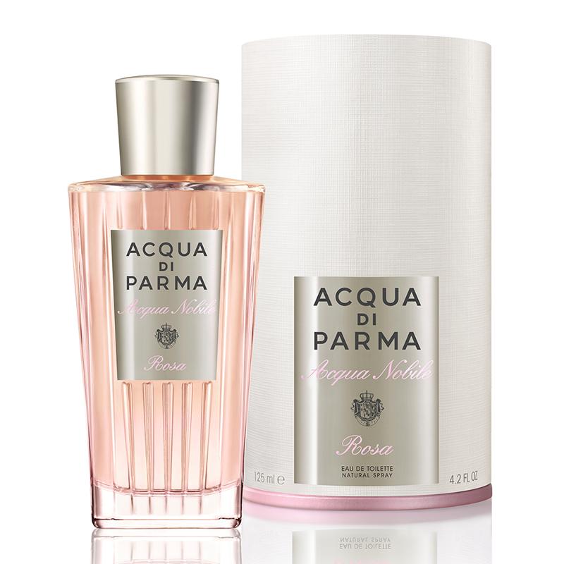 Acqua Di Parma Rosa Nobile Eau De Toilette Vapo 125ml