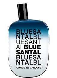 Image of Comme Des Garcons Blue Santal Eau De Parfume Vapo 100ml P00002958