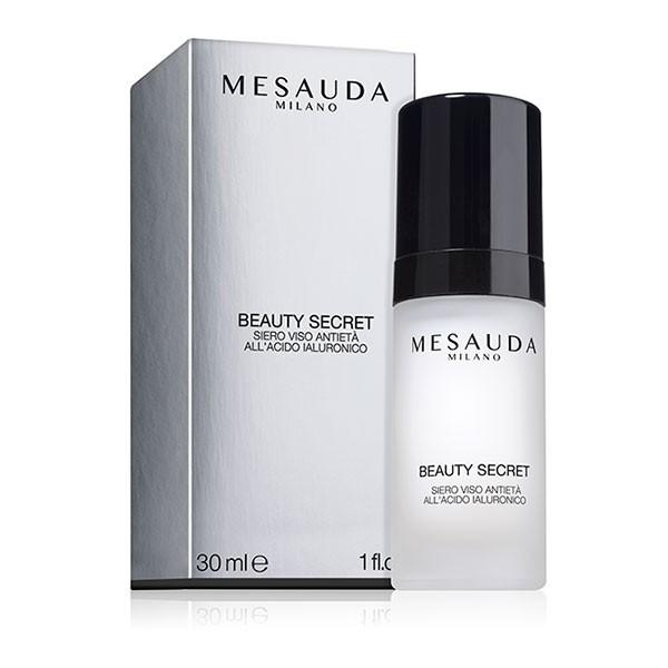 Mesauda Beauty Secret Siero Viso Antietà Con Acido Ialuronico 30ml