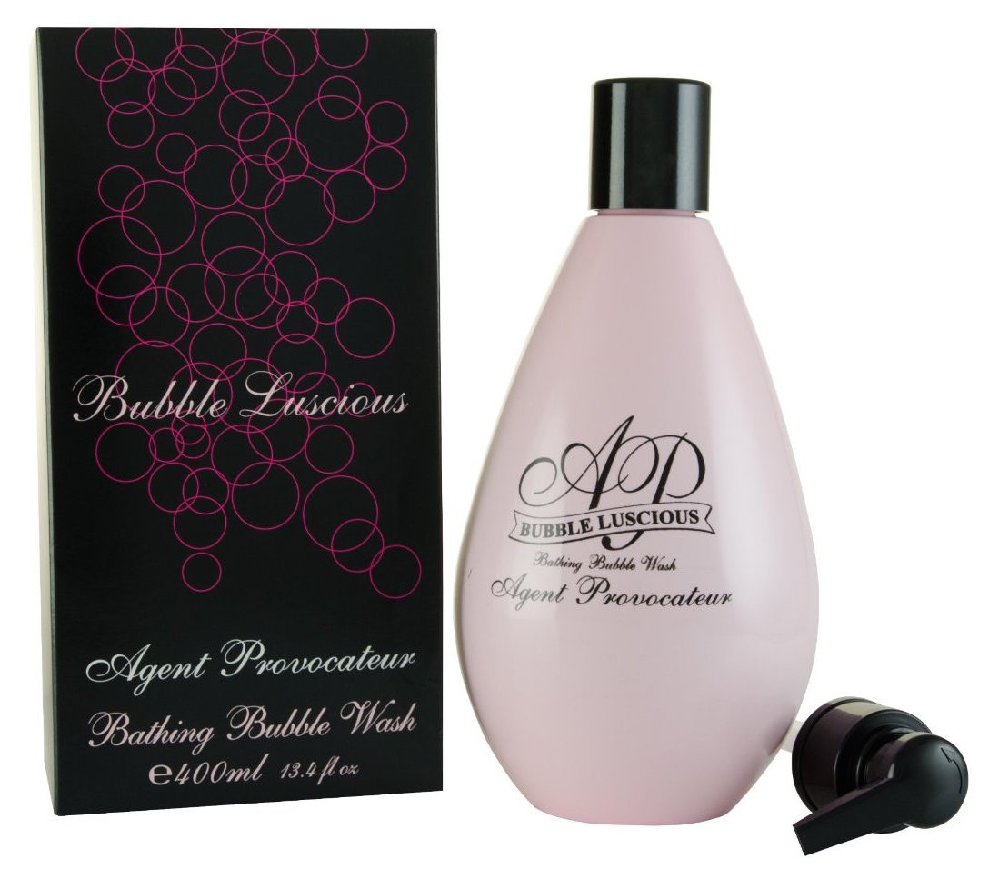 *AGENT PROVOCATEUR BUBBLE FOAM BAT