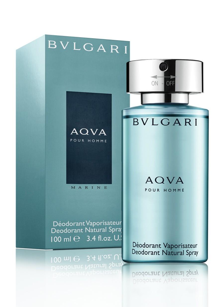 Image of Bulgari Aqua Pour Homme Deodorante Vaporizzatore 100ml P00005740