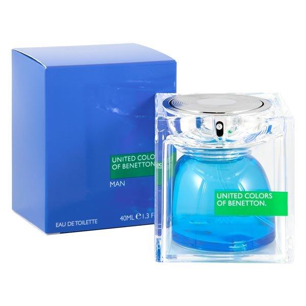 Image of Benetton United Colors Of Benetton Man Eau De Toilette Vapo 40ml P00005972