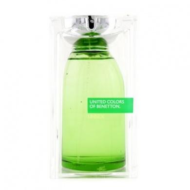 Image of Benetton United Colors Of Benetton Unisex Eau De Toilette Vapo 125ml P00005973