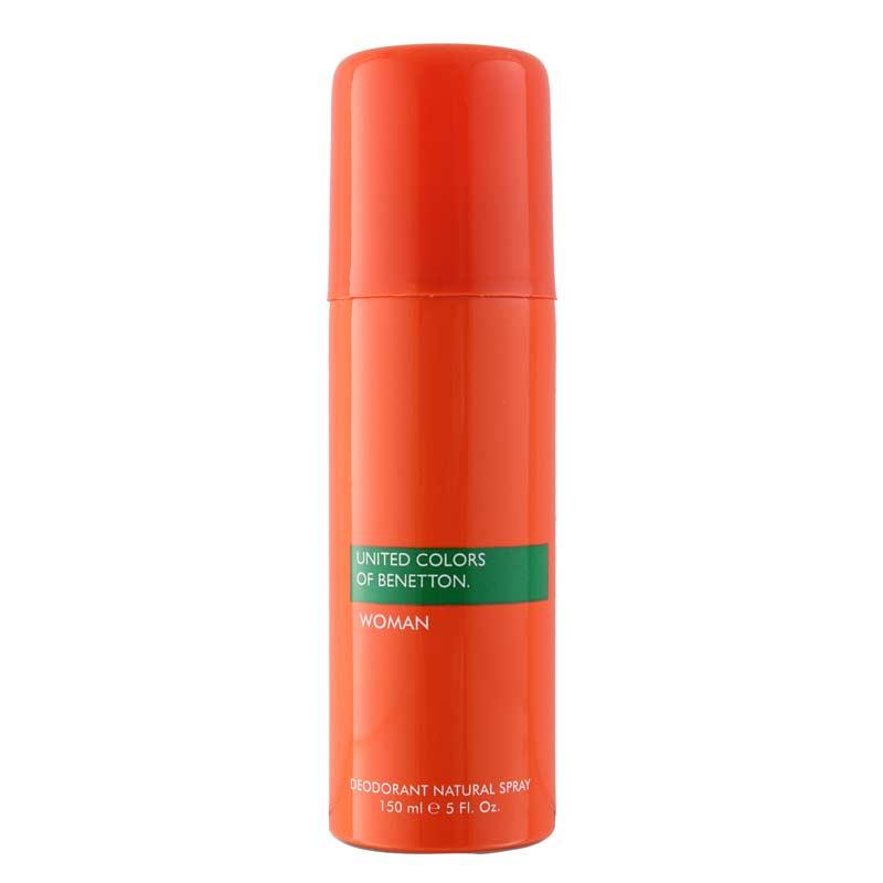 Image of Benetton United Colors Of Benetton Woman Deodorante Vapo 150ml P00005975