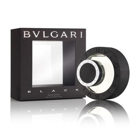 Image of Bulgari Black Eau De Toilette Vapo 75ml P00006326