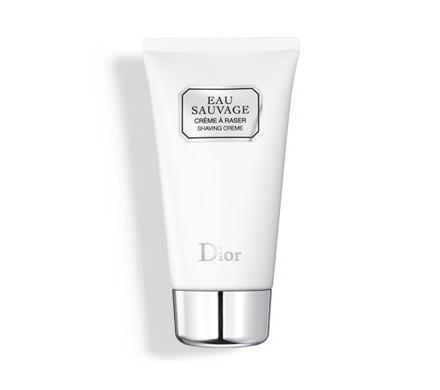 Image of Christian Dior Eau Sauvage Creme A Reser Crema Da Barba 150ml