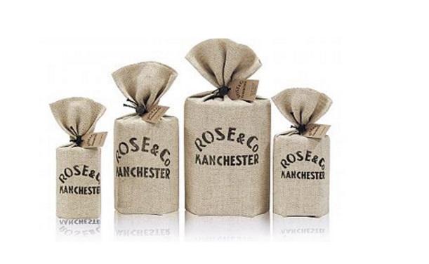 Rose & Co Manchester Kit Eau De Toilette 100ml + Afttershave Splash 100ml