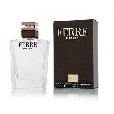 Image of @FERRE MAN EDT 30 VAPO P00049357
