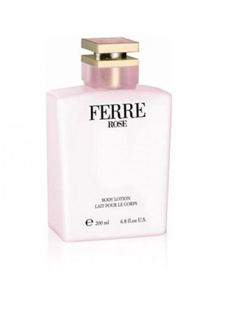 Image of @FERRE ROSE D BODY LOTION 200 ML P00049362