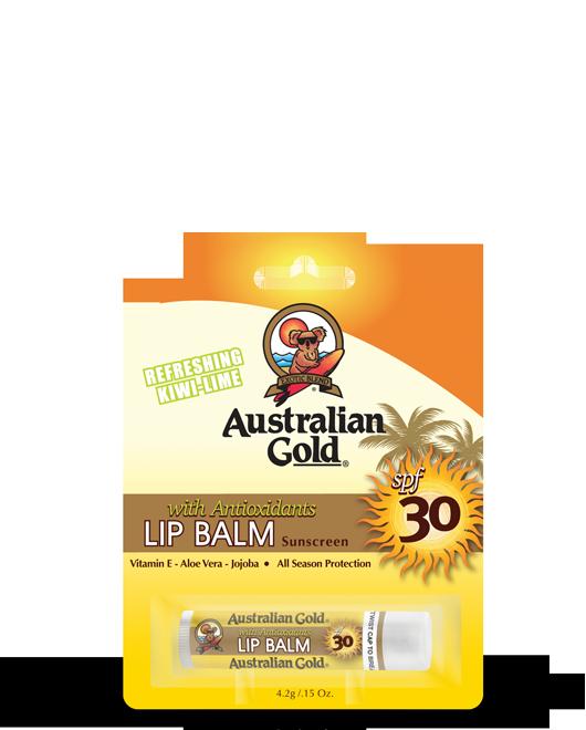 Image of Australian Gold Balsamo Labbra SPF30 Stick 4,2g P00101334