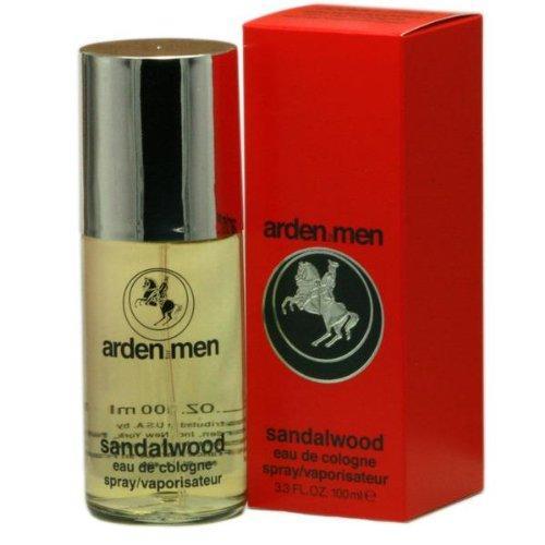Image of Arden Men Sandalwood Eau De Cologne Spray 100ml P00164061