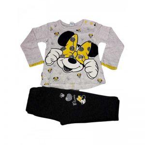 Image of Completo 2pz maglia pantalone leggings bimba neonato Arnetta Disney baby Minnie 18 m P00191287