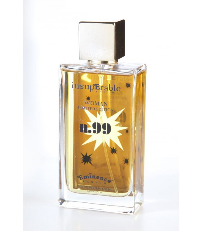 Image of Eminence Parfum Insuperable Woman Limited Edition N°99 Eau de Parfum 100ml